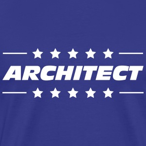 Architect T-skjorter - Premium T-skjorte for menn