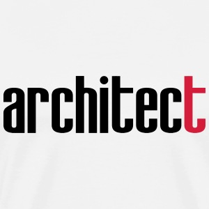 Architect T-Shirts - Men's Premium T-Shirt