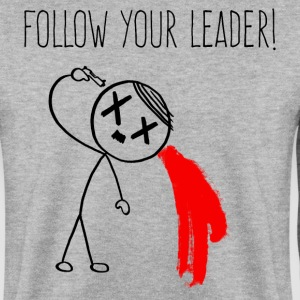 Follow Your Leader Pullover & Hoodies - Männer Pullover