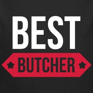 Best Butcher Hoodies - Longlseeve Baby Bodysuit