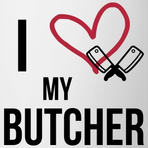 I Love my Butcher Tazze & Accessori - Tazza