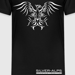 Greif Silver-Alps - Teenager Premium T-Shirt