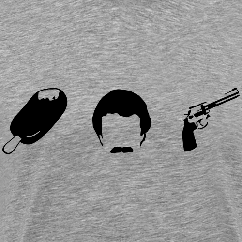 Magnum - Eis Bart Revolver