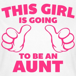 This Girl Aunt T-shirts - Dame-T-shirt