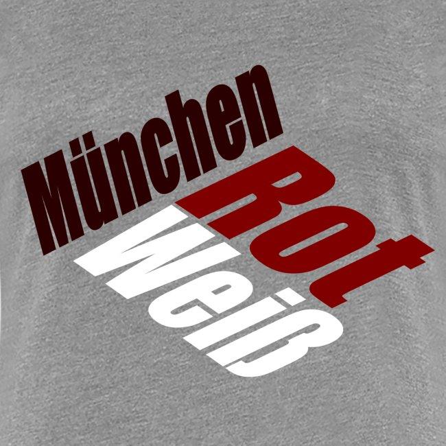 München Rot-Weiß - Druck Vorne