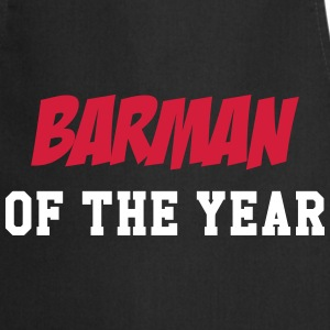 Barman of the year  Aprons - Cooking Apron