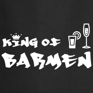 King of Barmen  Aprons - Cooking Apron