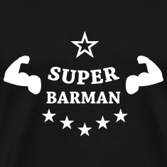 Super Barman T-Shirts