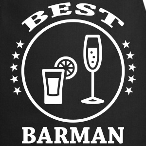 Best Barman  Aprons - Cooking Apron