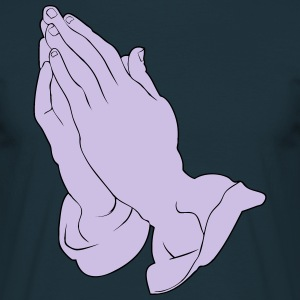 Prayer T-Shirts - Men's T-Shirt
