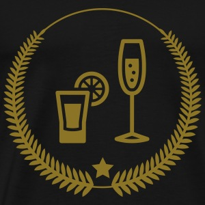 Barman / Cocktail T-Shirts - Men's Premium T-Shirt