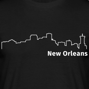 New Orleans T-shirts - Mannen T-shirt