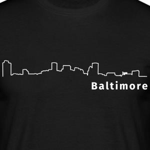 Baltimore T-shirts - Mannen T-shirt