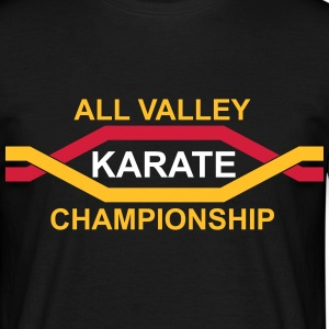 All Valley Championship Karate Kid - Männer T-Shirt
