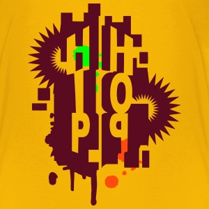 Hip Hop Graffiti T-Shirts - Kinder Premium T-Shirt