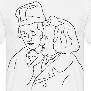 Brothers Grimm T-shirts - Mannen T-shirt