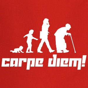 Carpe Diem! 2 (Vector) - Cooking Apron