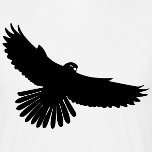 Black bird T-Shirts - Men's T-Shirt