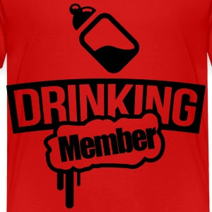 Milk bottle drinking member Shirts - Kids' Premium T-Shirt