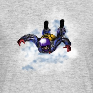 skydiving T-shirts - Mannen T-shirt