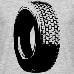 Offroad-wheel T-Shirts - Men's T-Shirt