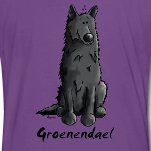 Cute Belgian Shepherd Dog T-Shirts - Men's Premium T-Shirt