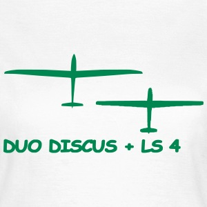 duo + LS4 T-Shirts - Frauen T-Shirt
