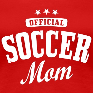 soccer mom T-Shirts - Frauen Premium T-Shirt