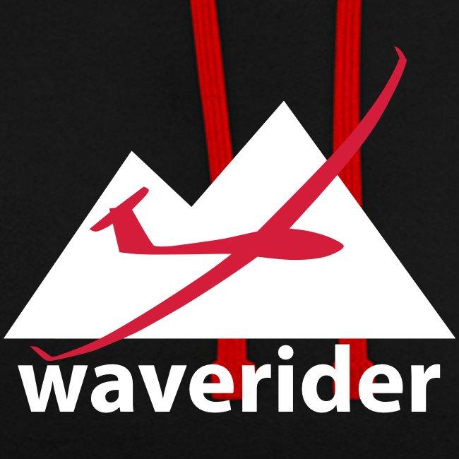 soaring-tv Hoodie: waverider