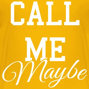 Call me maybe T-Shirts - Teenager Premium T-Shirt