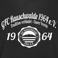 Motiv ~ Männer 1964 - V-Shirt Schwarz