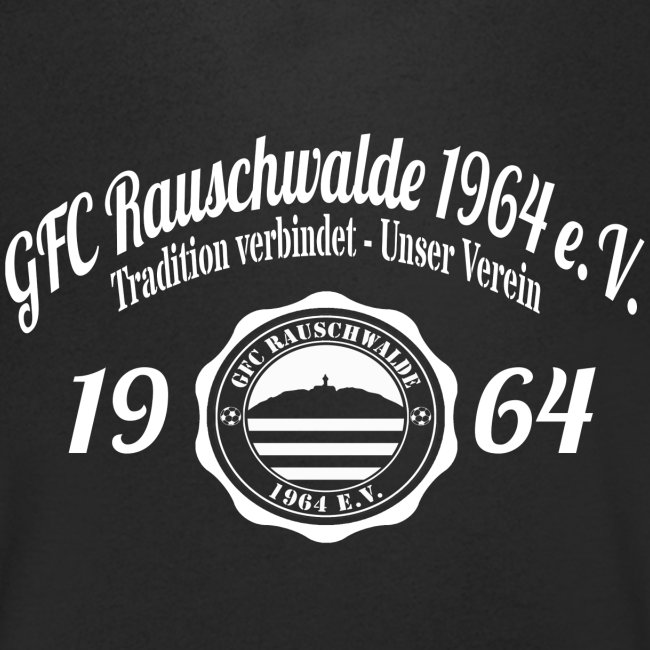 Männer 1964 - V-Shirt Schwarz