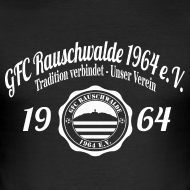 Motiv ~ Männer 1964  - Shirt SLIM Schwarz