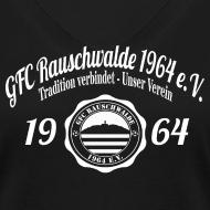 Motiv ~ Frauen 1964  - V-Shirt Schwarz