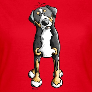 Greater Swiss Mountain Dog T-Shirts - Women's T-Shirt