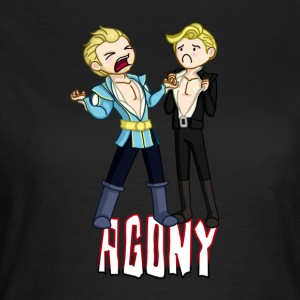 AGONY ver.1 - Women's T-Shirt