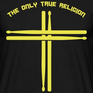 True Religion - Männer T-Shirt