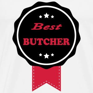 Best butcher 111 T-shirts - Mannen Premium T-shirt