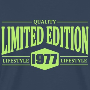Limited Edition 1977 T-skjorter - Premium T-skjorte for menn