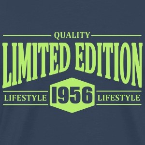 Limited Edition 1956 T-skjorter - Premium T-skjorte for menn