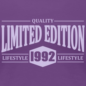 Limited Edition 1992 Tee shirts - T-shirt Premium Femme