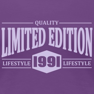 Limited Edition 1991 T-Shirts - Women's Premium T-Shirt