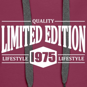 Limited Edition 1975 Sweat-shirts - Sweat-shirt à capuche Premium pour femmes