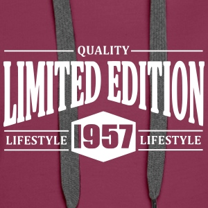 Limited Edition 1957 Hoodies & Sweatshirts - Women's Premium Hoodie