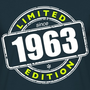LIMITED EDITION SINCE 1963 - Männer T-Shirt