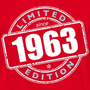 LIMITED EDITION SINCE 1963 T-Shirts - Men's T-Shirt