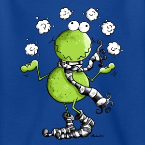Funny Winter Frog  Shirts - Kids' T-Shirt