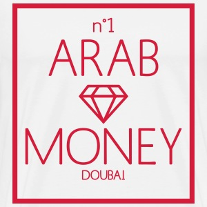 arab money Tee shirts - T-shirt Premium Homme