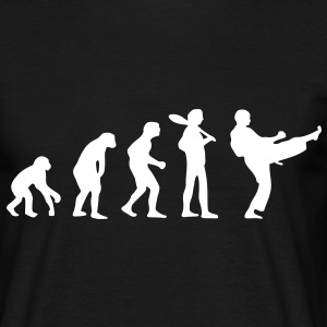 Karate Evolution - Männer T-Shirt