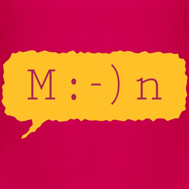 'Moin' Kinder Premium T-Shirt